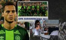 Cầu thủ Chapecoense hồi tỉnh sau vụ tai nạn máy bay