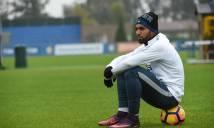 Em rể tương lai của Neymar giật giải Thùng rác vàng Serie A 2017