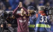 Iniesta 'bẻ lái' từ Trung Quốc sang Nhật Bản