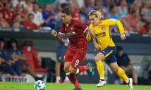 Chung kết Audi Cup: Atletico Madrid 1-1 Liverpool (Pen: 5-4)