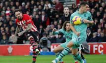 CĐV Arsenal nổi giận vì một vị trí bị lãng phí khó tin ở trận gặp Southampton