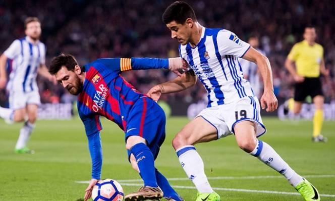 Nhận định Barcelona vs Sociedad 01h45, 21/05 (Vòng 38 – VĐQG Tây Ban Nha)