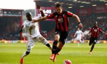 Nhận định Bournemouth vs Swansea, 21h00 ngày 05/05 (Vòng 37 - Ngoại hạng Anh)