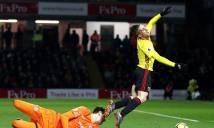 Thủng lưới 4 bàn, thủ môn Courtois tố cầu thủ Watford ăn vạ