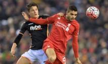 Liverpool chính thức tiễn chân thêm một sao trẻ