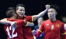 Giải Fair-play 2016: HLV Hoàng Anh Tuấn cạnh tranh với ĐT futsal Việt Nam
