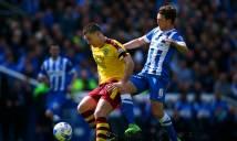 Nhận định Brighton & Hove Albion vs Burnley 22h00, 16/12 (Vòng 18 - Ngoại hạng Anh)