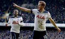 Kane lập kỷ lục ghi bàn 'khủng' cho Tottenham