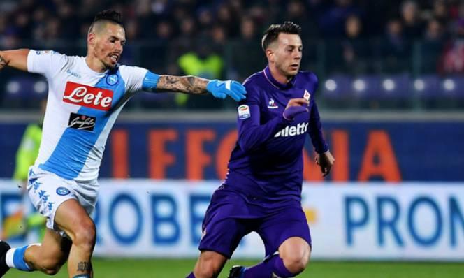 Napoli vs Fiorentina, 02h45 ngày 25/01: Tiếp tục chuỗi thăng hoa