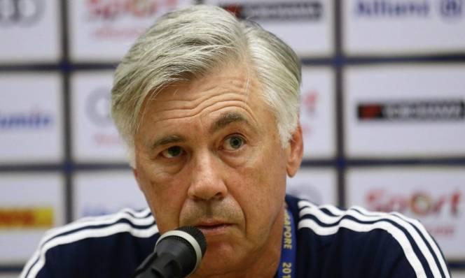 Ancelotti sẽ trở lại Ngoại hạng Anh