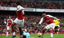 Kết quả Arsenal - Watford: Song sát lên tiếng, pháo nổ rền vang