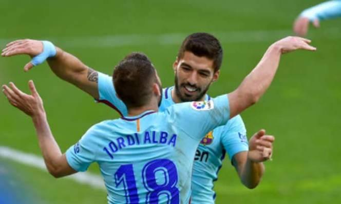 KẾT QUẢ Eibar - Barcelona: Vắt kiệt sức với