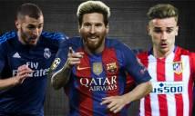 Top 10 cầu thủ chưa từng nhận thẻ đỏ tại La Liga