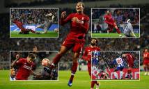 Kết quả Liverpool vs Porto: Phản đòn siêu hạng, 5 bàn mãn nhãn