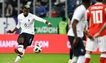 KẾT QUẢ Nga vs Pháp: Pogba rực sáng cứu rỗi Les Bleus