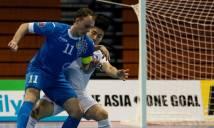 Tứ kết futsal châu Á: Đội trưởng Uzbekistan sợ tinh thần U23 ở đội tuyển Việt Nam