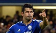 Diego Costa sẽ sang Pháp thi đấu?