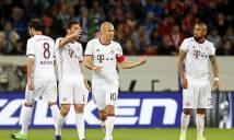Bayern đứt mạch bất bại, Dortmund thắng lớn