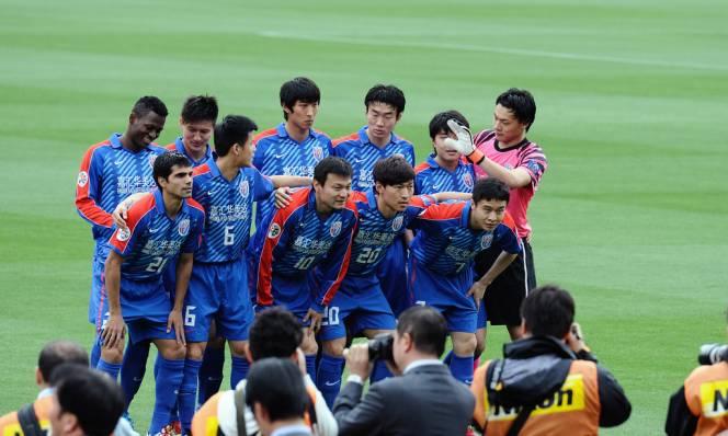 Nhận định Biến động tỷ lệ bóng đá hôm nay 14/02: Kashima Antlers vs Shanghai Shenhua