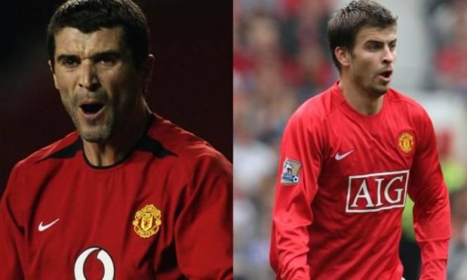Pique thừa nhận sợ Roy Keane đến khó tin