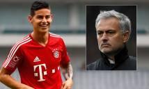 Quyết tâm thanh lọc đội hình, Mourinho săn bằng được James Rodriguez