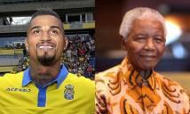 Cựu sao Milan suýt làm con rể của cố tổng thống Mandela