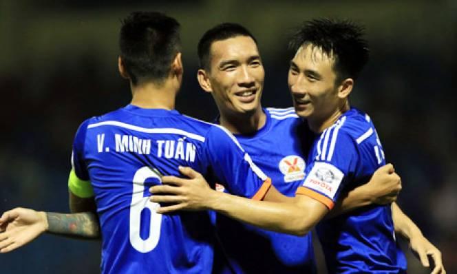 Than QN tự tin trước đại diện của Myanmar tại AFC Cup 2017