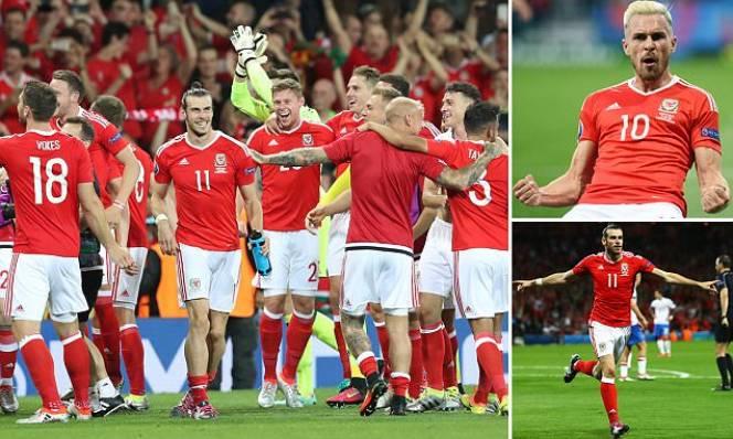 Những con số thú vị loạt trận đêm 20/6: Lịch sử gọi tên Bale và xứ Wales