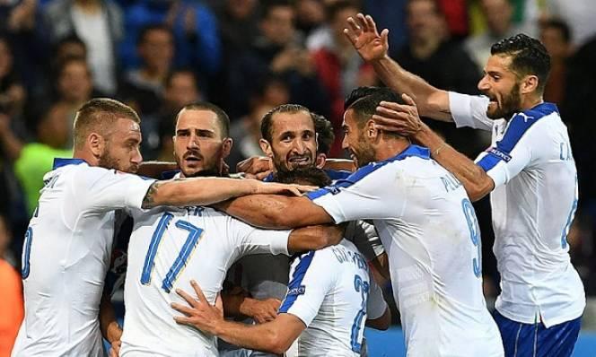 Công hay thủ vững, Italia hạ gục Bỉ ngày ra quân