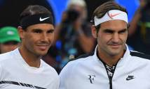 Nadal một lần nữa thất bại trước Federer