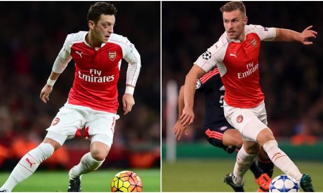 'Vung tay quá trán' cho Ozil, Arsenal lâm vào tình thế ngặt nghèo