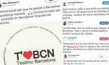 Sao bóng đá chung tay chống khủng bố tại Barcelona