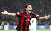 NGÀY NÀY NĂM XƯA: Ngày sinh huyền thoại AC Milan Filippo Inzaghi