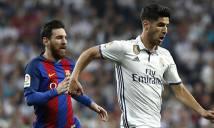Chấm điểm Real 2-0 Barca: Asensio lên đỉnh, Messi tột cùng thất vọng