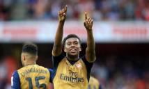 Sao trẻ khẳng định đã từ chối West Ham để đến với Arsenal