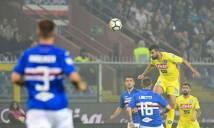 KẾT QUẢ Sampdoria - Napoli: Hỏa lực khủng khiếp, siêu phẩm định đoạt