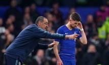 Xác nhận! HLV Sarri tính 'đánh cắp' 2 cầu thủ Chelsea sang Juventus