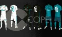 Lộ trang phục mùa sau của Real Madrid