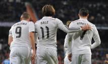 Triều đại Zidane và BBC liệu có đang đi đến hồi kết?