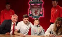 Điểm tin sáng 21/01: Gerrard chính thức trở lại Liverpool