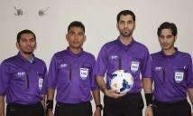NÓNG: Xác định tổ trọng tài bắt trận U23 Việt Nam - U23 Qatar