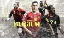 Đội tuyển Bỉ tại World Cup 2018: Kỳ vọng vào Thế hệ Vàng