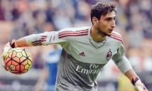 Man City tính gây sốc với thủ thành AC Milan