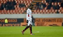 'Siêu quậy' Balotelli gây SỐC lần thứ 3 tại Ligue 1