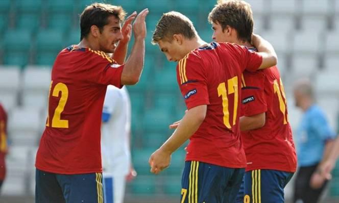 U21 Đức vs U21 Tây Ban Nha, 1h45 ngày 01/7: Sức mạnh khủng khiếp