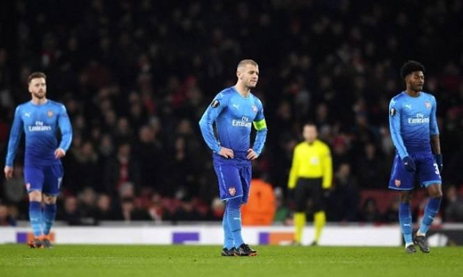 Thấy gì sau trận thua hú vía của Arsenal?