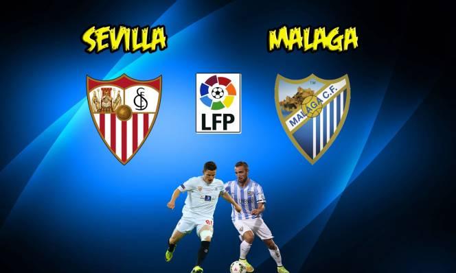 Sevilla vs Málaga, 2h45 ngày 18/12: Không còn là điểm tựa