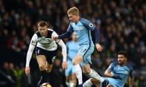 Nhận định Man City vs Tottenham 00h30, 17/12 (Vòng 18 - Ngoại hạng Anh)