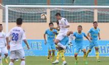 Sầm Ngọc Đức đốt đền, Hà Nội FC chia điểm trên sân Khánh Hòa