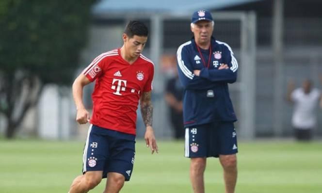 James Rodriguez vỡ mộng, tính đường chuồn khỏi Bayern